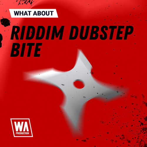 1758 800x800w. a. production   what about riddim dubstep bite artwork