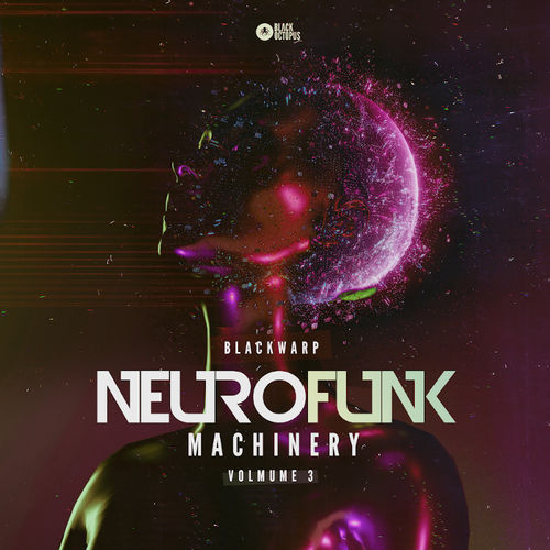 1846 black octopus sound   neurofunk machinery vol 3   artwork 800