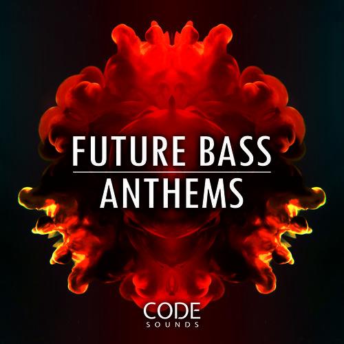 1863 code sounds   future bass anthems   artwork