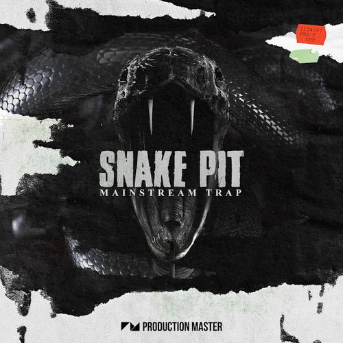 1872 production master   snake pit   mainstream trap   artwork 800