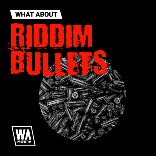 1875 800x800w. a. production   what about riddim dubstep bullets artwork