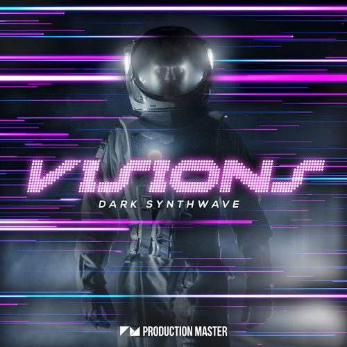 1916 production master   visions   dark synthwave   artwork 800