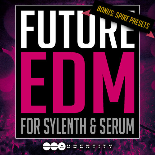 196 future edm for sylenth   serum