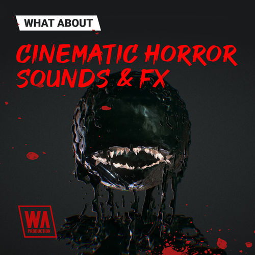 1978 800x800w. a. production   what about cinematic horror sounds   fx artwork