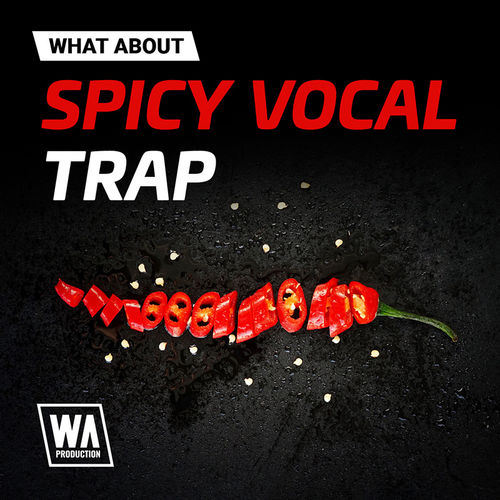1985 800x800w. a. production   what about spicy vocal trap artwork