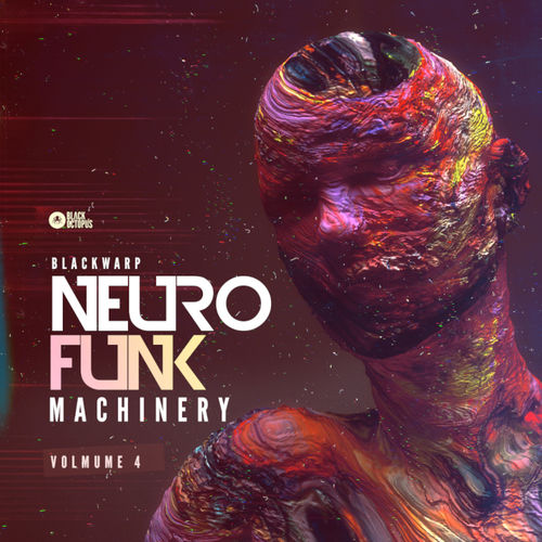 1987 black octopus sound   neurofunk machinery vol. 4   artwork 800