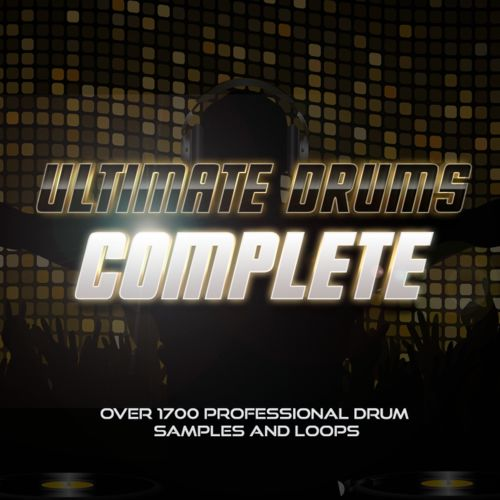 Ultimate Drums - Complete | Sounds