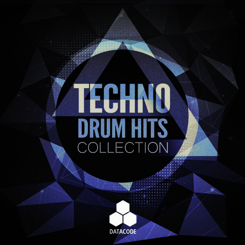 308 datacode   focus techno drum hits collection artwork cover 800px