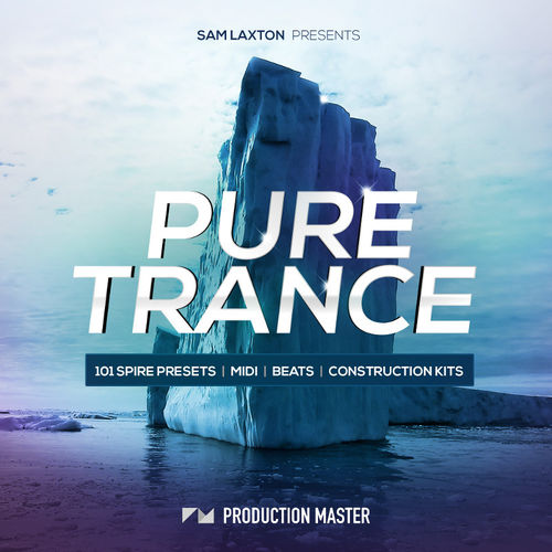 324 sam laxton presents pure trance 800 x 800   artwork