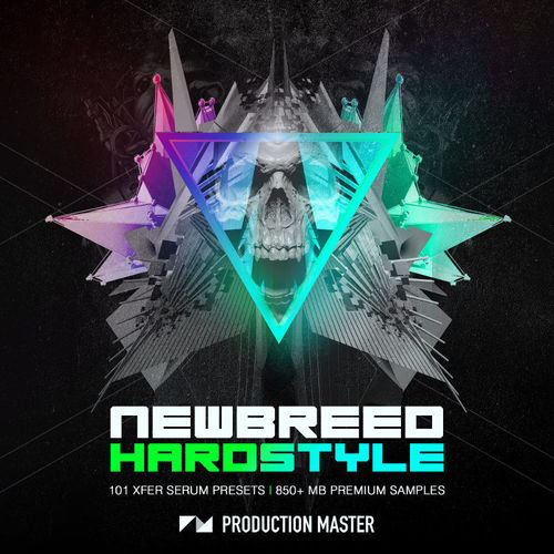 625 production master   newbreed hardstyle %28cover%29800x800