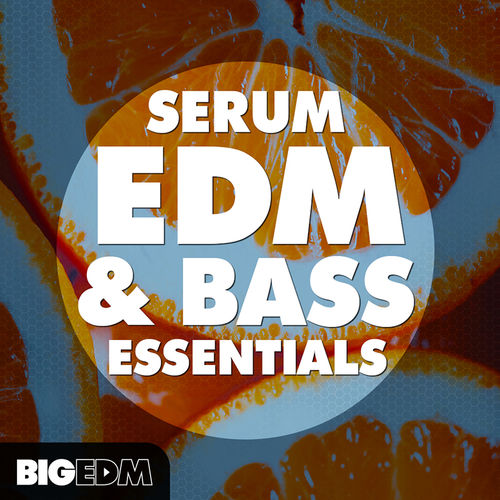 709 800x800big edm   serum edm   bass essentials cover