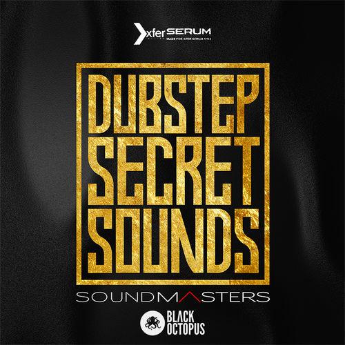 738 black octopus sound   dubstep secret sounds 800 x 800