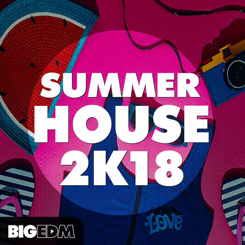 748 800x800big edm   summer house 2k18 cover
