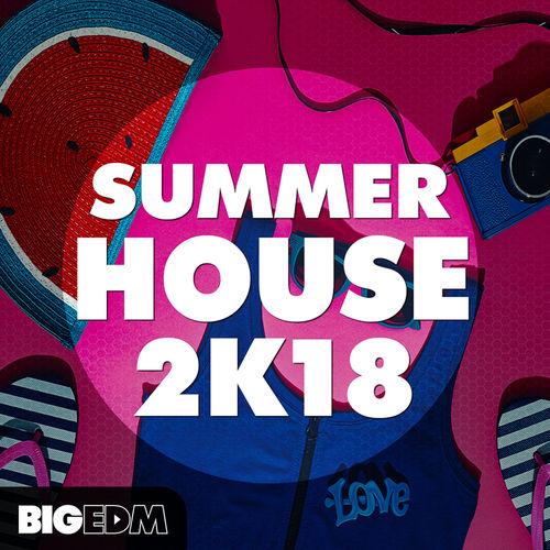 748 800x800big edm   summer house 2k18 cover