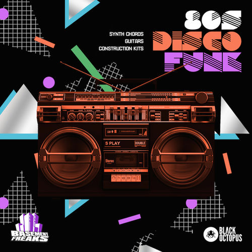 765 black octopus sound   80s disco funk 800x800