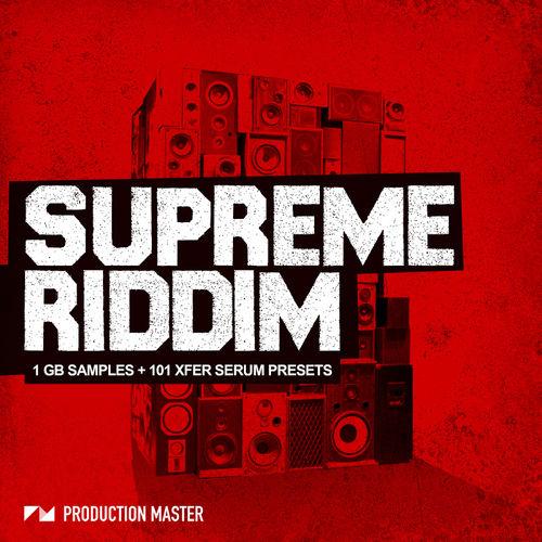 769 production master   supreme riddim %28cover%29 800x800