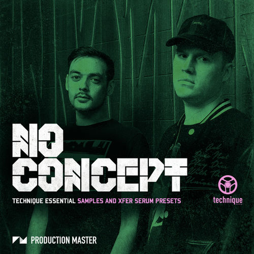 782 production master   no concept technique essential cover 800x800