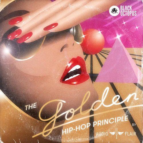 84 audioflair the golden hip hop principle 1000x1000