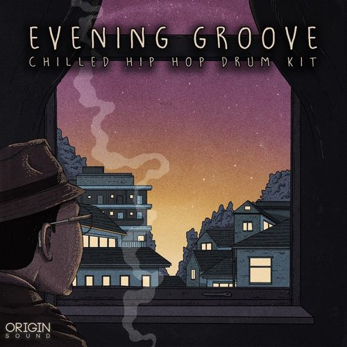 Evening Groove - Chilled Hip Hop Drum Kit | Sounds