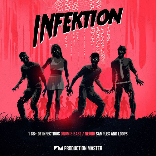 868 infektion   drum   bass and neurofunk 800x800