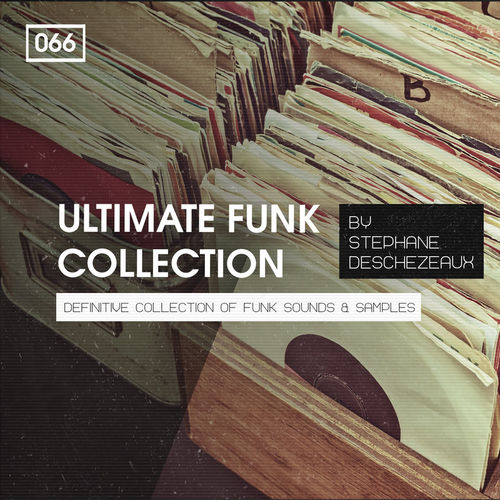 890 rsz ultimate funk collection by stephane deschezeaux