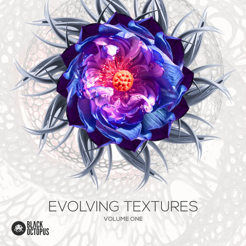 89 evolving textures 1000 x 1000