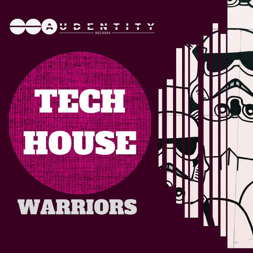 910 tech house warriors artwork