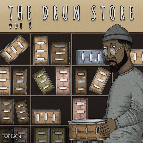 985 the drum store 800