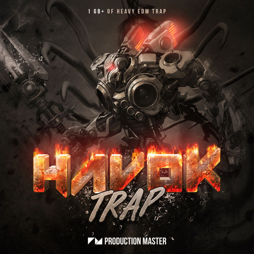 998 production master   havok trap   artwork 800x800