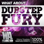 1210 800x800whataboutdubstepfurycover
