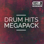 139 drum hits megapack
