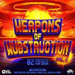 1918 black octopus sound   mdk   weapons of wubstruction volume 1   artwork 800