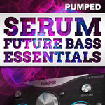 500 800x800big edm x w. a. production   serum future bass essentials cover