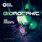 82 biomoprhic for serum cover art