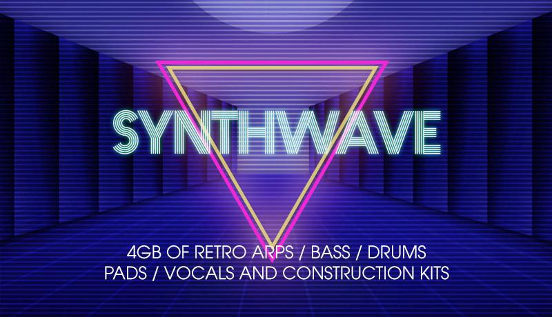 Synthwave Retrowave Sample Pack - 4GB of Samples | News