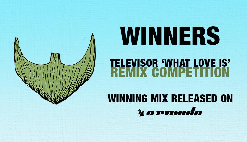 Televisor remix comp winners