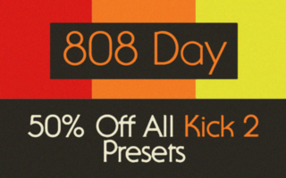 808 day wide noise