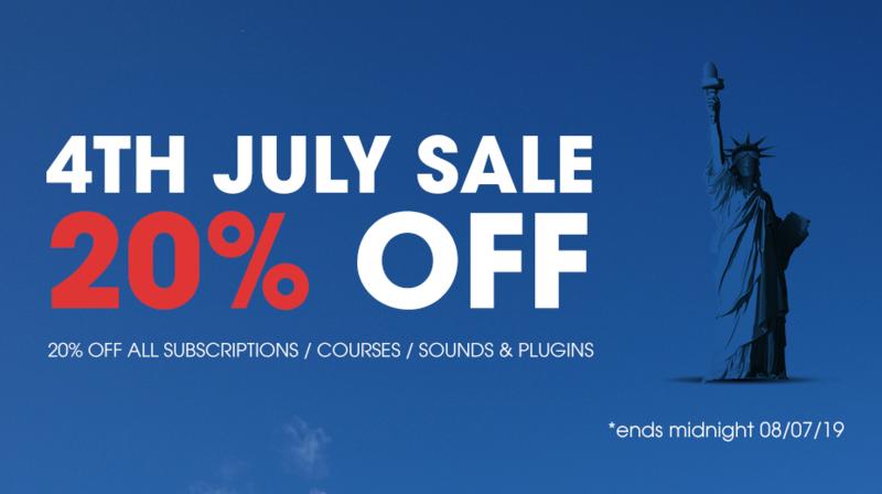 July sale 2019